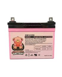 12V 35ah Battery Rechargeable SLA Sealed Lead Acid Replacement Charity Battery CB12350