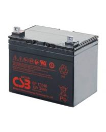 CSB GP12340 12V 34Ah Battery SLA Sealed Lead Acid