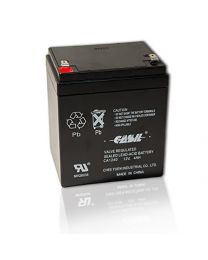 Casil CA1240 12V 4Ah Battery SLA Sealed Lead Acid for Alarm Systems