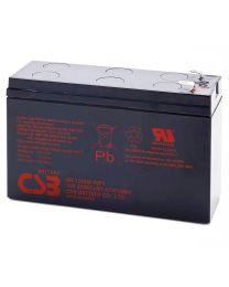 CSB HR1224WF2F1 12V 24W Battery SLA Sealed Lead Acid