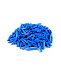 100pcs Crimp B Wire Gel Filled Bean Type Connectors