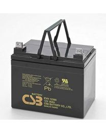 CSB EVH12390 12V 39Ah Battery SLA Sealed Lead Acid