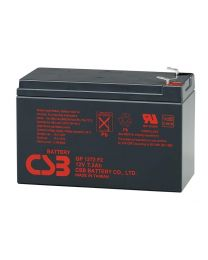 CSB GP1272F2 12V 7.2Ah Battery SLA Sealed Lead Acid