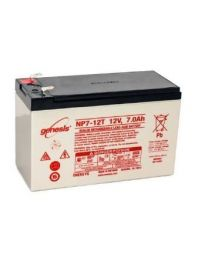 Enersys Genesis NP7-12 F2 12V 7Ah Battery SLA Sealed Lead Acid