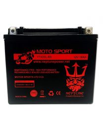 Neptune YTX20L-BS 12V 20Ah Bottle System Powersports Battery