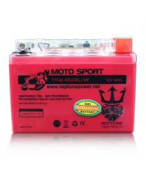 Neptune YTX4L-BS GEL 12V 4Ah Maintenance Free Powersports Battery