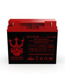 Neptune NT-12220 NB 12V 22Ah Battery SLA Sealed Lead Acid