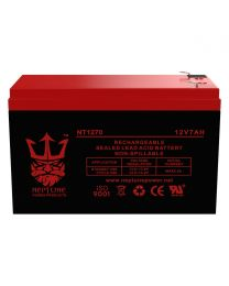 Neptune NT-1270 12V 7Ah Battery SLA Sealed Lead Acid
