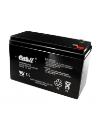 Casil CA1270 12V 7Ah Battery SLA Sealed Lead Acid for Alarm Systems