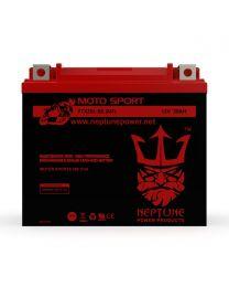 Neptune YTX20L-BS 12V 20Ah Maintenance Free Powersports Battery