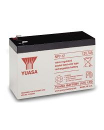 Yuasa NP7-12 12V 7Ah Battery SLA Sealed Lead Acid